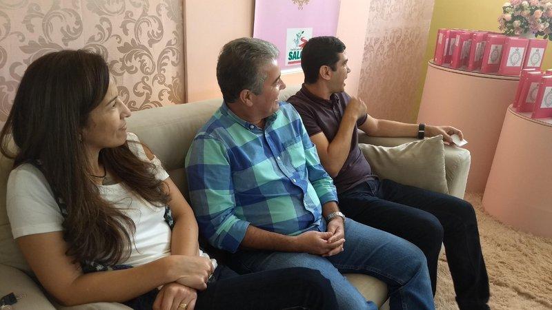 Ana, Pref e Carlos