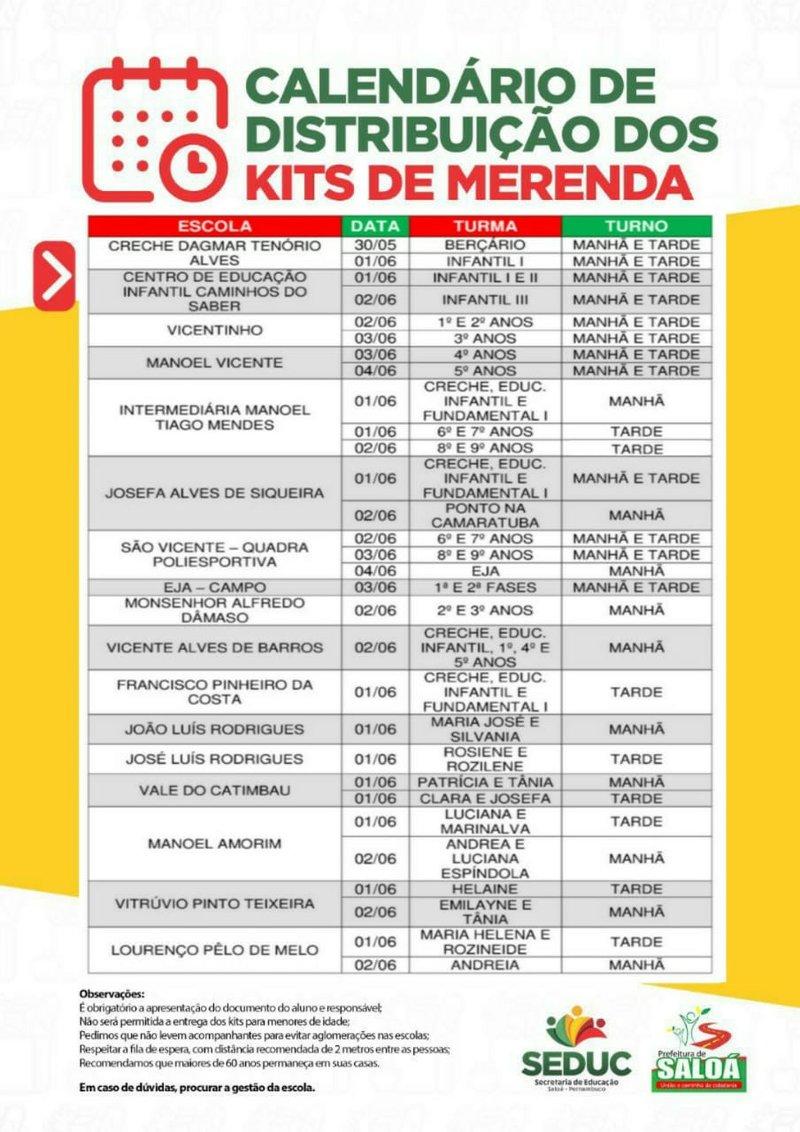 Calendário Kit Merenda2
