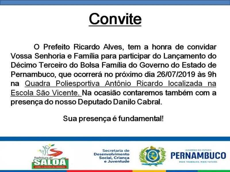 convite bf