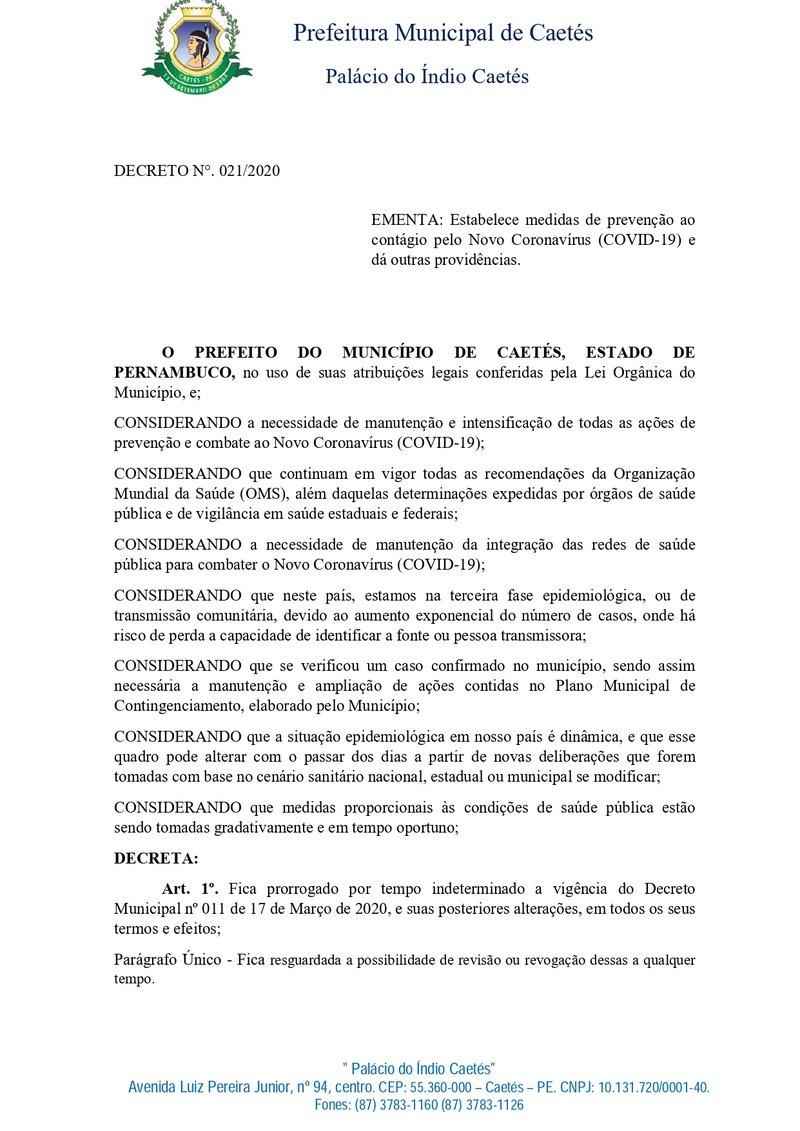 decreto21-001
