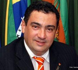 foto do prefeito/presidente